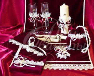 Свадебные аксессуары - опт в Омске