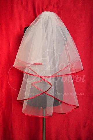Как сшить фату на свадьбу из фатина